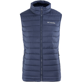 Columbia Powder Lite Vest Men blue